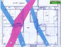 modifification du plan du projet après l'étude par geobiologue