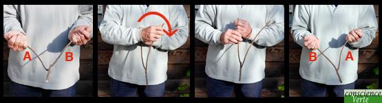 Comment trouver de l eau avec des baguettes - Comment tenir des baguettes chinoises ...
