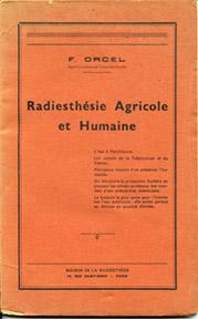 radiesthésie agricole et humaine