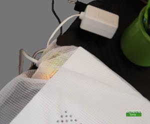 mise en place housse pour box pour un wi-fi sans nuisance